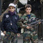 photo 2018 04 20 07 03 42 150x150 - کودک-سرباز (عکس) - کودک, سرباز, جنگ, ایدئولوژی