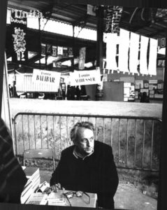 althusser in protest 239x300 - عمل (Practice) از نگاه لویی آلتوسر - مارکسیست ماتریالیست, مارکسیست آلتوسری, ماتریالیست, لویی آلتوسر pdf, لوئی آلتوسر, عمل مارکسیستی, عمل فلسفی, عمل از دید آلتوسر, عمل اجتماعی, عمل آلتوسر